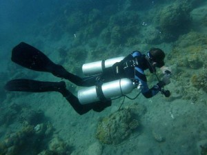 sidemount diving