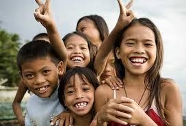 Philippines smiling