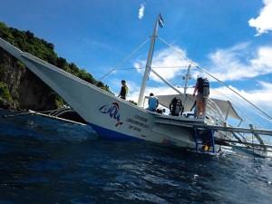Scuba Dive Apo Island