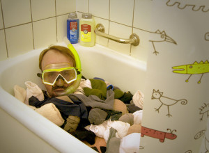 bathtub snorkel